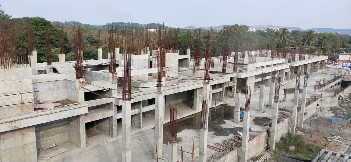 GNP Group Galaxy Construction site