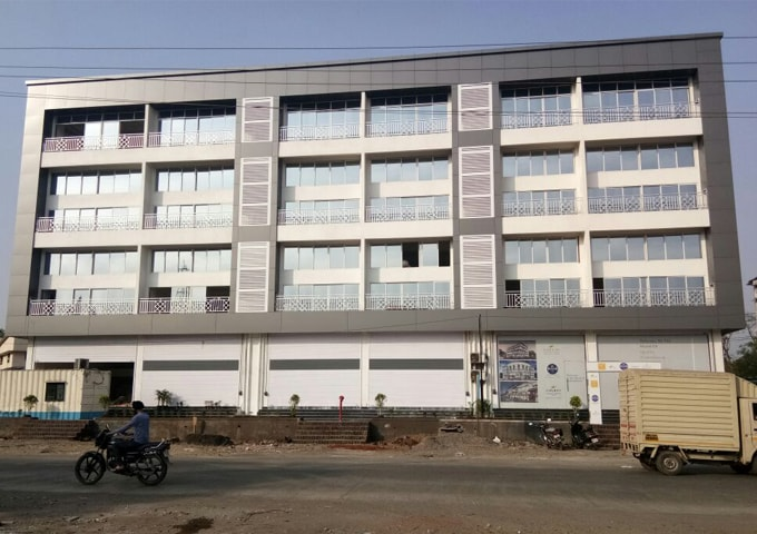 GNP Group Solitaire Industrial Estate